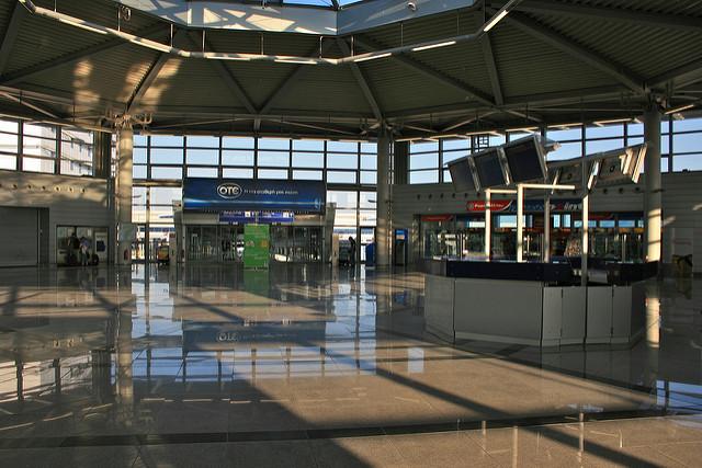 Aeroport Athenes
