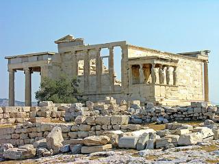 Erechthéion Athènes