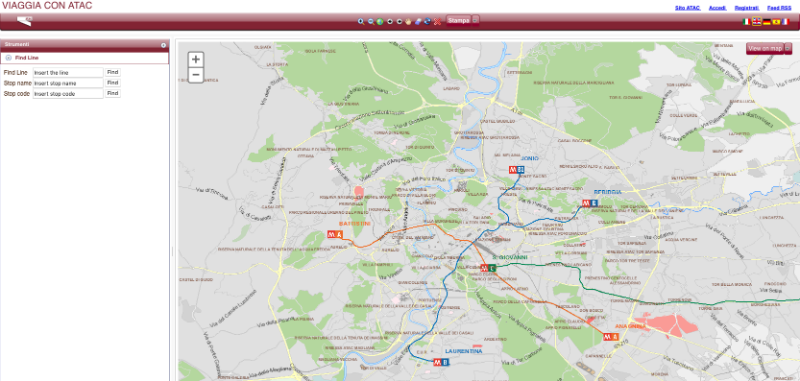 Route Planner site Officiel