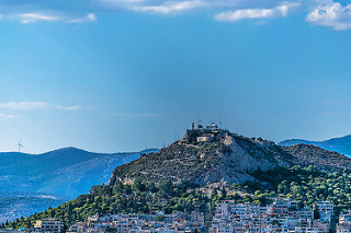 Mont Lycabette Athenes