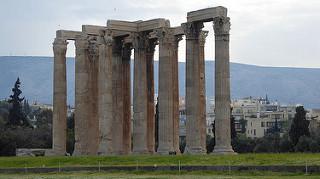 Olympeion Athènes