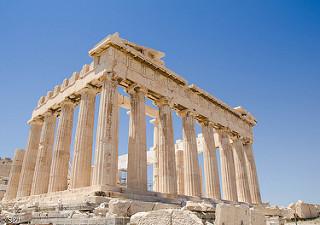 Parthenon Athenes