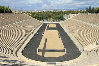 Stade Panathénaïque Athènes