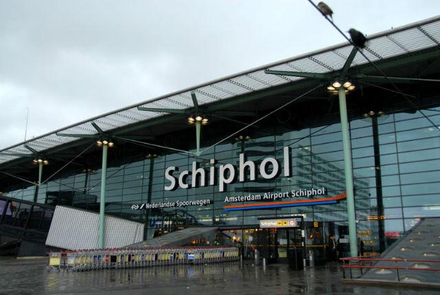 Aéroport International d'Amsterdam