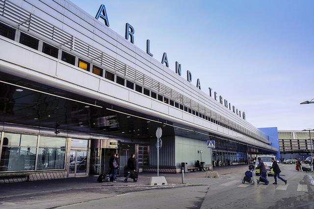 Aéroport Arlanda Stockholm