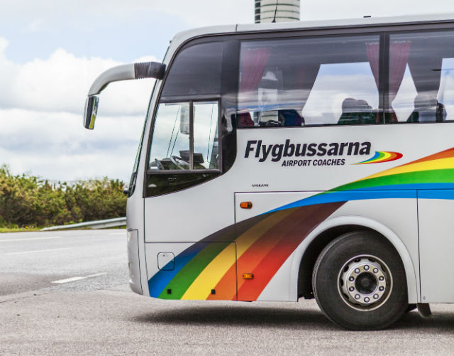 Flygbussarna Transfert Aéroport Stockholm