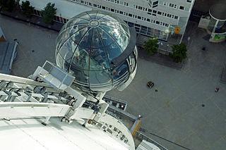 Globen SkyView Stockholm