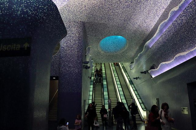 Station Metro Toledo Naples