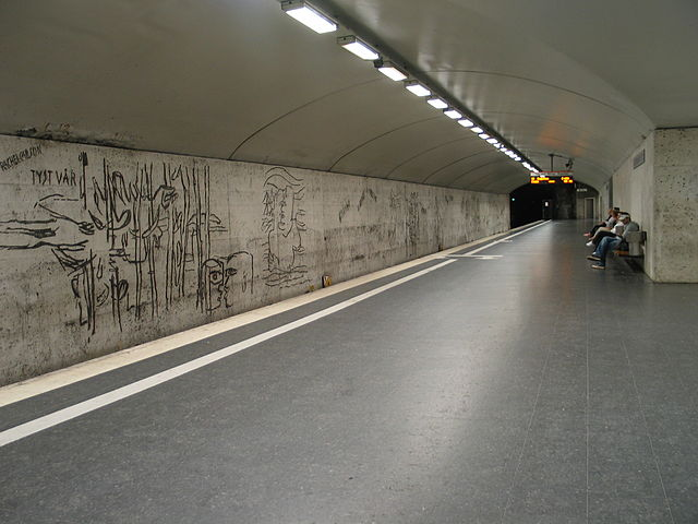 Station Ostermalmstorg
