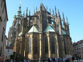 Cathédrale Saint Guy Prague