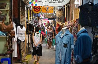 Marché Chatuchak Bangkok