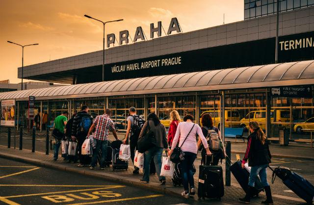 Metro Prague Aéroport