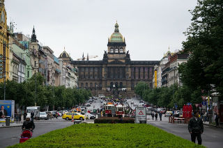Place Venceslas Prague