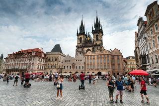 Place Vieille Ville Prague