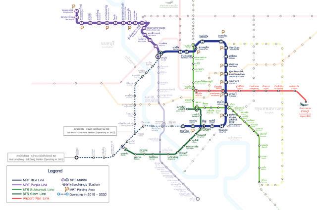 Plan Metro Bangkok