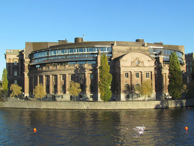 Royal Canal Tour Stockholm