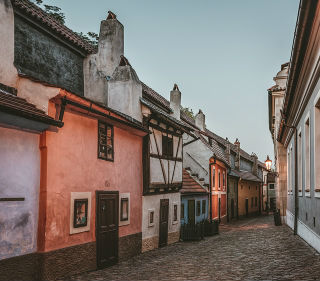 Ruelle d'Or Prague