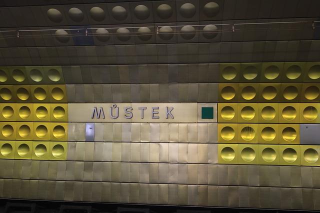 Station Metro Mustek
