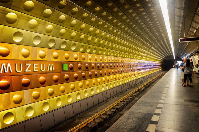 Station Metro Muzeum