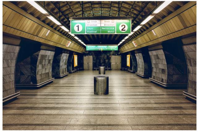 Station Náměstí Míru