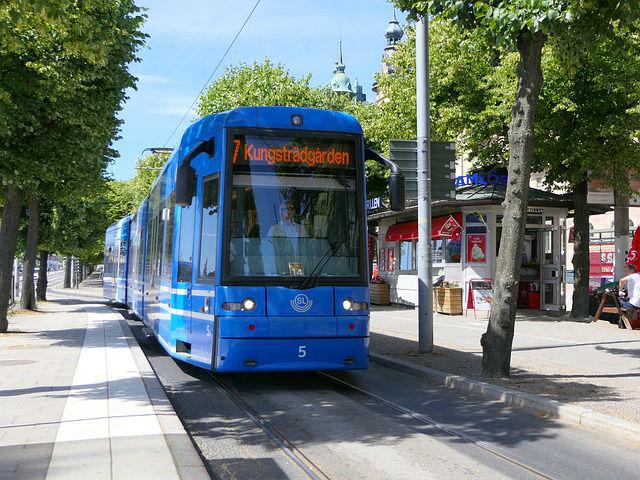 Tram Stockholm