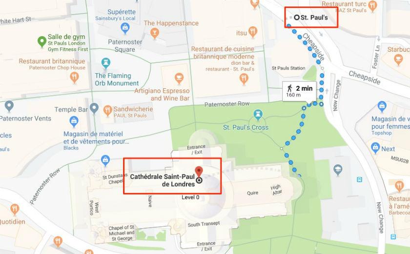 plan-metro-londres-cathedrale-saint-paul