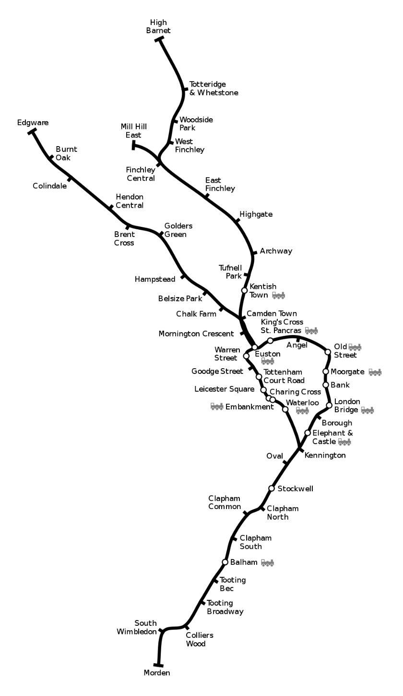 plan-metro-londres-northern-line