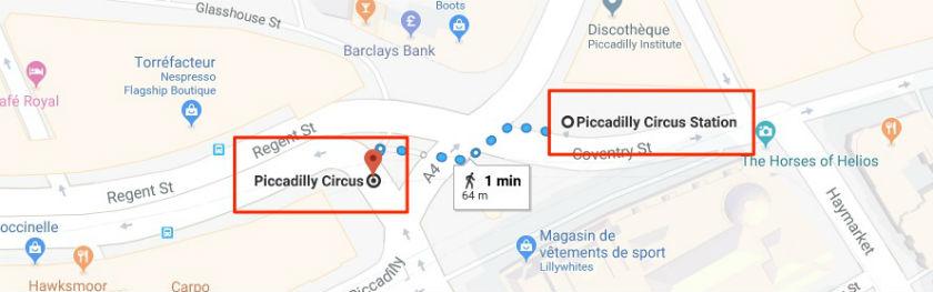 plan-metro-londres-piccadilly-circus