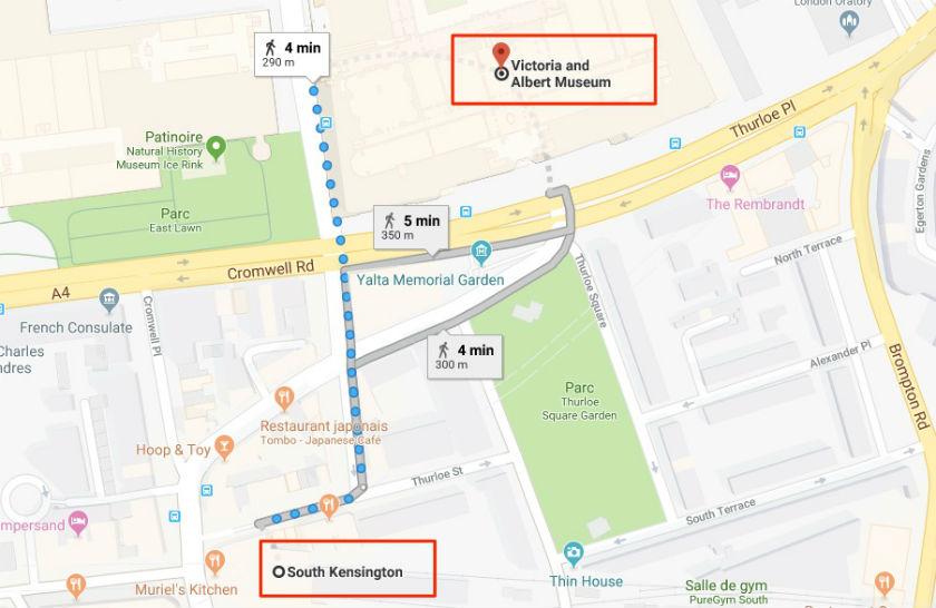 plan-metro-londres-victoria-albert-museum