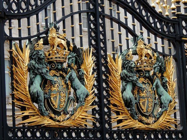 Portail Buckingham Palace