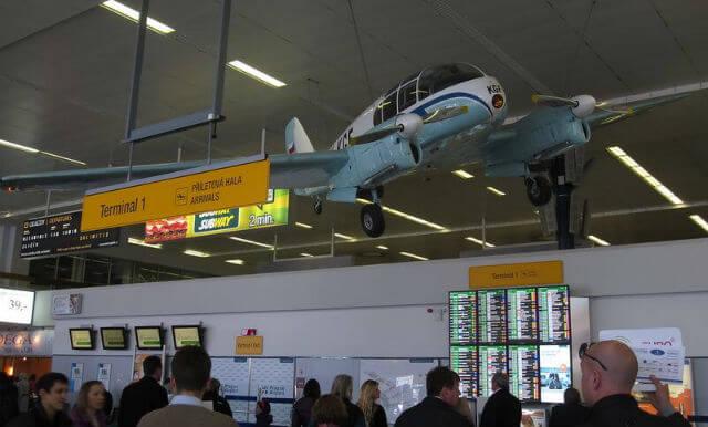 Aeroport Prague Pass