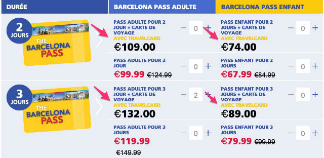 Pass Transport Barcelone