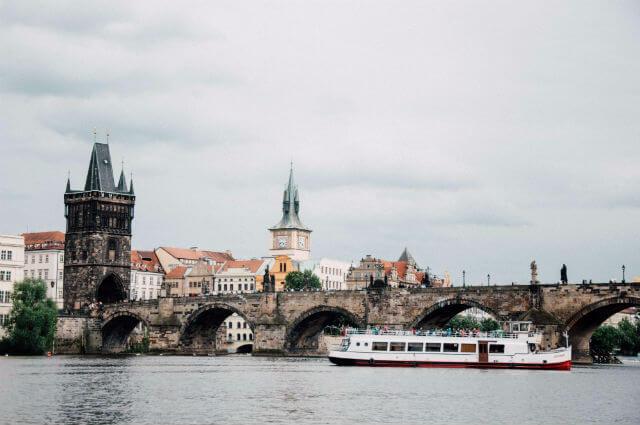 Croisiere Prague Card