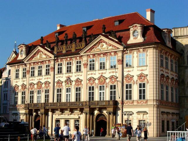 Galerie Nationale Prague Pass