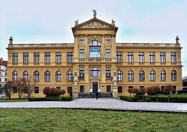 Musee ville Prague Pass