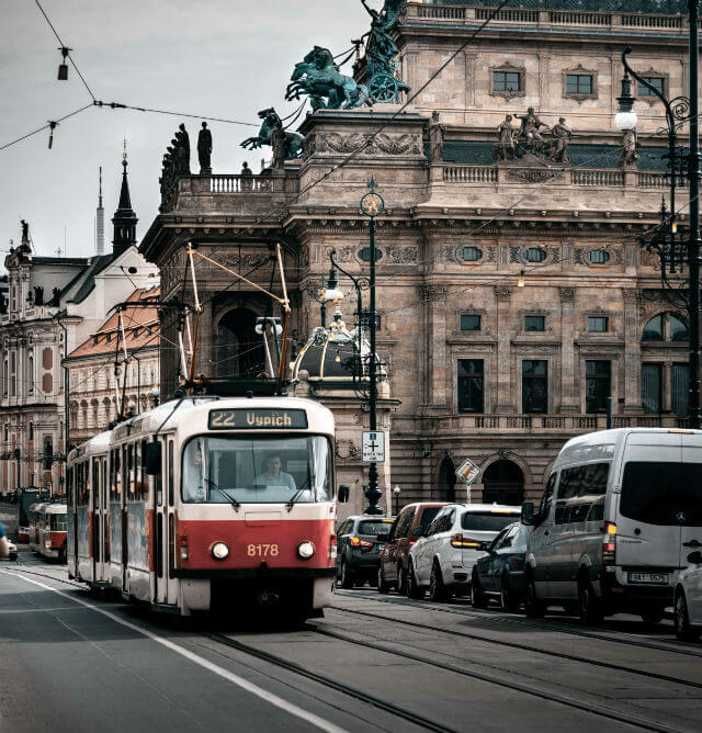 pass transport prague