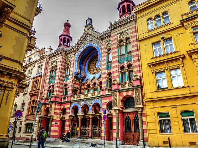 Synagogue Prague Pass