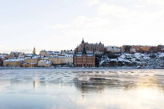 Stockholm Hiver