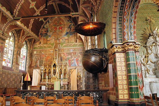 Basilique Saint Sang à Bruges