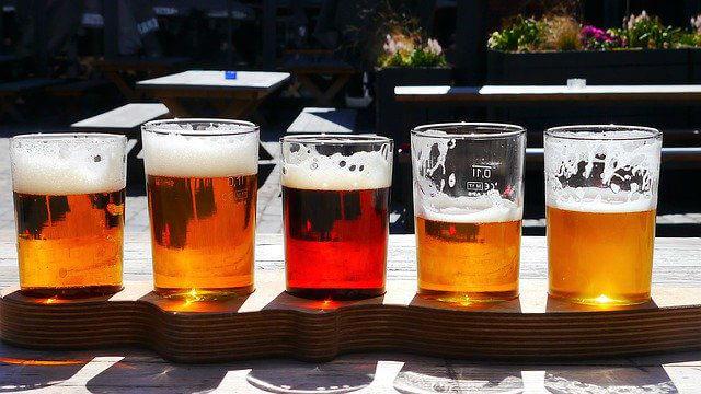 Bière à Bruxelles