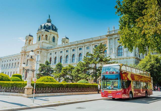 Visiter Vienne en Bus