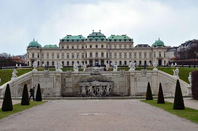 Château Schönbrunn Vienne