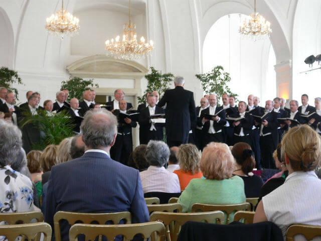 Concert opéra orangerie chateau schönbrunn