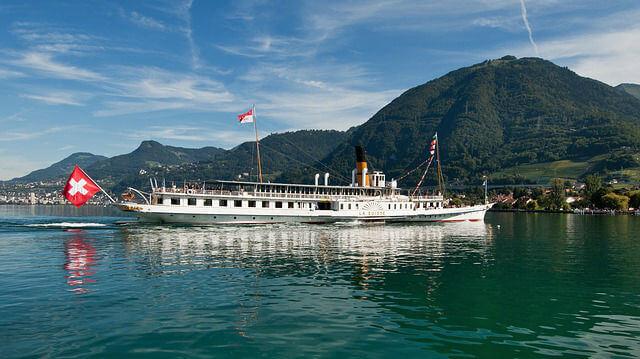 Croisière Lac Léman Genève