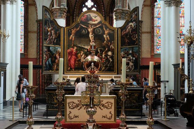 Eglise Notre Dame Bruges