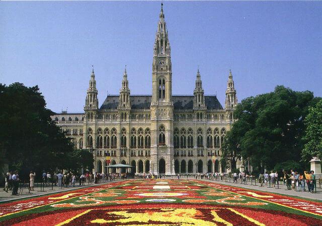 Hotel de ville Vienne