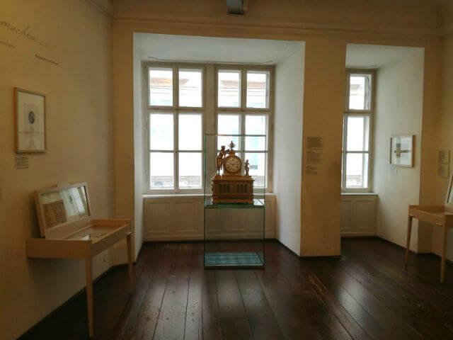 Maison de Mozart Vienne