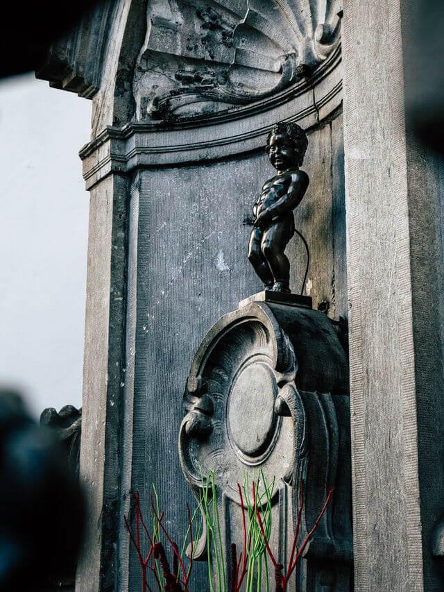 Manneken Pis Bruxelles