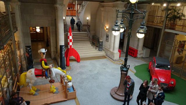 Musée BD Bruxelles