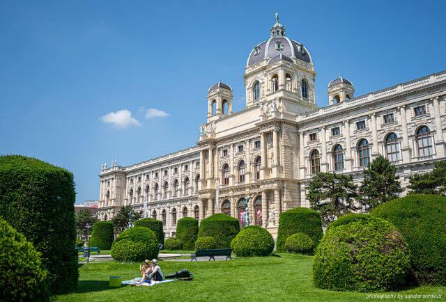 Musée Histoire Naturelle de Vienne